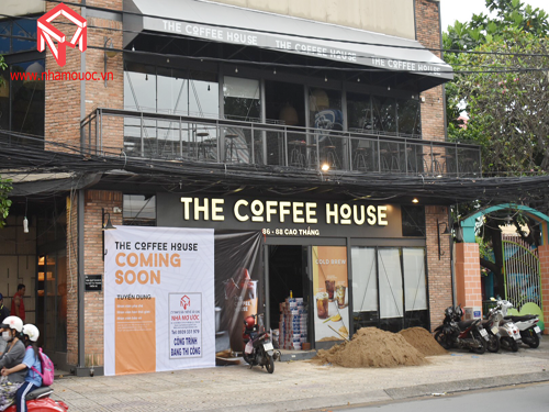 THE COFFEE HOUSE 86 CAO THẮNG.Q3